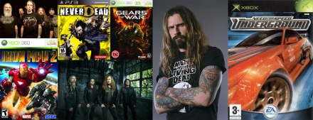 Lamb of God Megadeth Rob Zombie